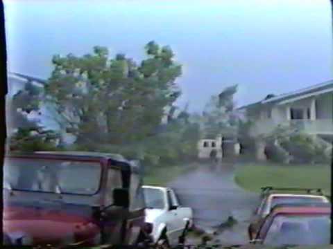 Hurricane Iniki Home Video