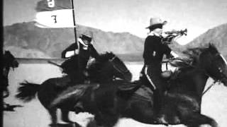 LIT110: Apache Attack and Cavalry Charge on the Axis of Action (Stagecoach)