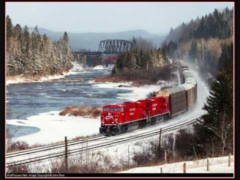 Snow Hank - Canadian Pacific