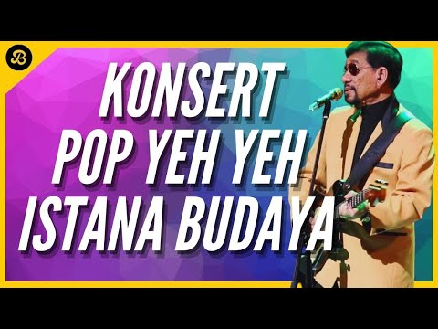 Konsert Pop Yeh Yeh Di Istana Budaya video