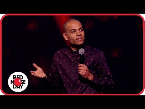 Stand-up and rap set by Doc Brown