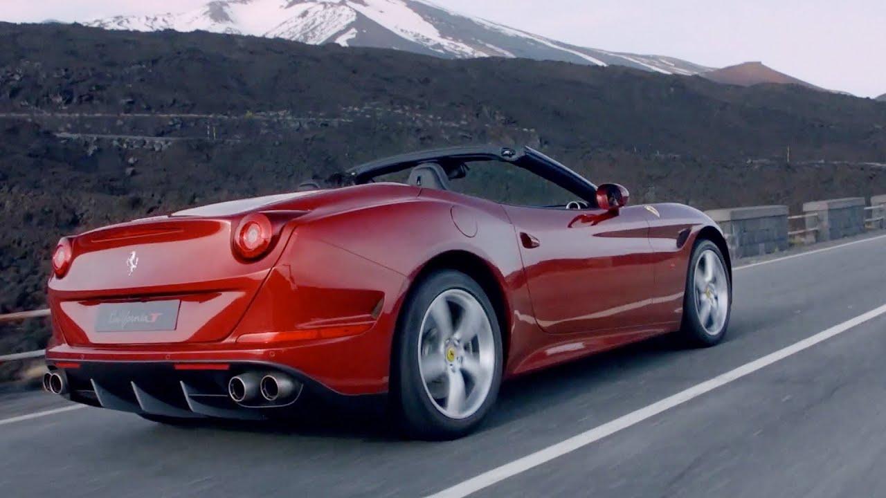 2015 Ferrari California T Official Trailer Youtube