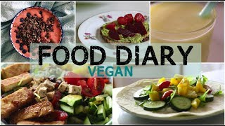 Was ich an zwei Tagen esse I Vegan Food Diary I Sommer Edition
