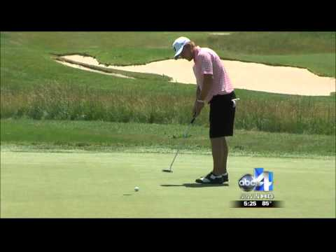 Channel 4 News Jeff Evans, Winner, Utah State Amateur Golf Tournament, ...