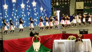 2017-2018 Hmong American new year Dance