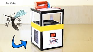 DIY Mosquito Killer Machine - How to make