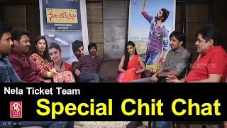 Nela Ticket Team In Special Chit Chat With Ali | Ravi Teja | Malvika Sharma | Priyadarshi