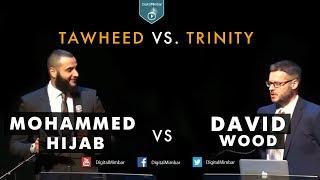 Mohammed Hijab vs  David Wood | Tawheed vs Trinity | FULL DEBATE!