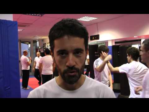 HKB Wing Chun [Black Flag Wing Chun] Testimony from Italy, Europe #62