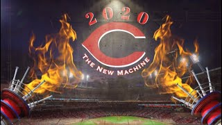 "Cincinnati Reds 2020 | ""The New Machine"""