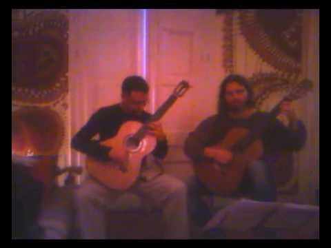 Duo Birenbaum Goldberg-Las tres hojas