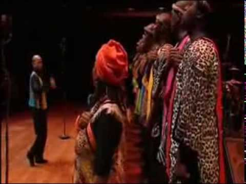 South African National Anthem - 'nkosi Sikelel' Iafrika' - Sung By Soweto Gospel Choir video