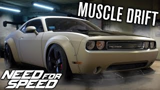 Need for Speed 2015 Walkthrough | 700HP DODGE CHALLENGER DRIFT MONSTER | Episode 15
