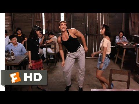 Kickboxer (5 10) Movie Clip - Disco Dancing (1989) Hd video