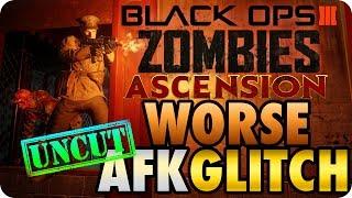 BO3 Zombie Glitches: Ascension Worse Zombie AFK Glitch