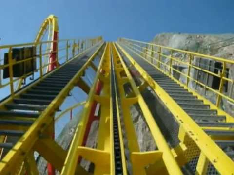 Hair Raiser On-ride POV, Ocean Park Hong Kong