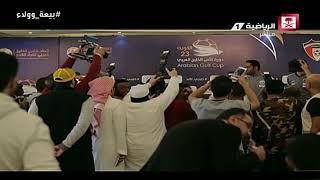 عادل عصام الدين - القنوات القطرية أتت لتخريب مؤتمر المنتخب السعودي #برنامج_الملعب