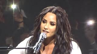 Demi Lovato - Concentrate [Live in Cologne 06.06.2018]