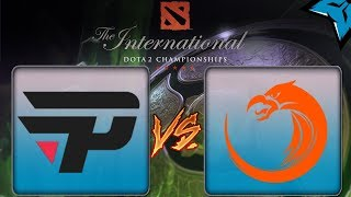 [PT-BR] Pain Gaming vs TNC - Dota 2 The International 8