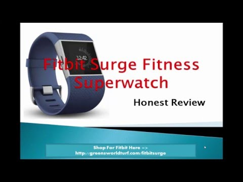 Fitbit Surge Review | Fitbit Surge | Fitbit Surge Honest Review