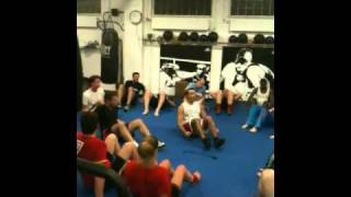 Boxing cardio-Kops Gym