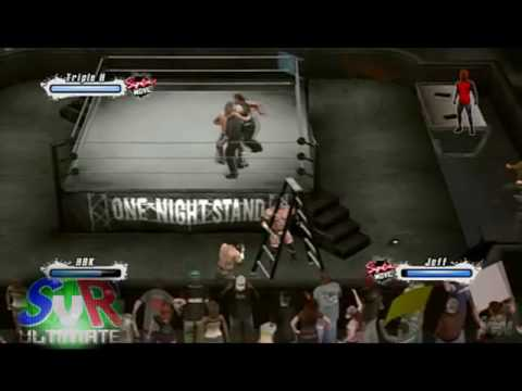Smackdown Vs. Raw 2009: DX Vs. The Hardys (PS3/Xbox360)