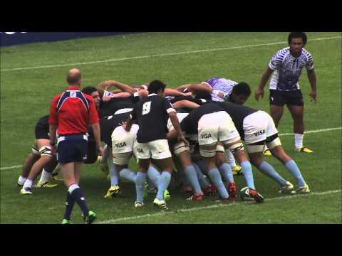 JWC 2013: Argentina v Samoa