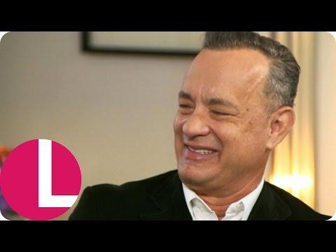 Tom Hanks Has Lorraine In Stitches! | Lorraine