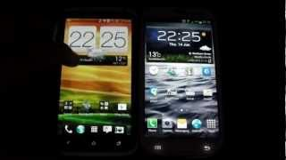 Samsung Galaxy S3 vs HTC One X (Part 2)