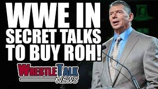Download John Cena Teases Top ROH Star! WWE In Talks To Buy Ring Of Honor! | WrestleTalk News Mar. 2017 3Gp Mp4
