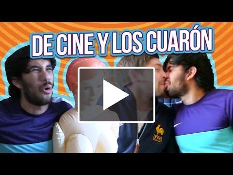 CINE DE ARTE con LOS CUARÓN ◀︎▶︎WEREVERTUMORRO◀︎▶︎