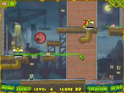 Play Here: www.funny-games.biz Destroy all the zombies in each level by ...