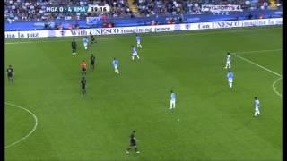 Video: Xem cách Ronaldo chuyền bóng và di chuyển trong trận gặp Malaga