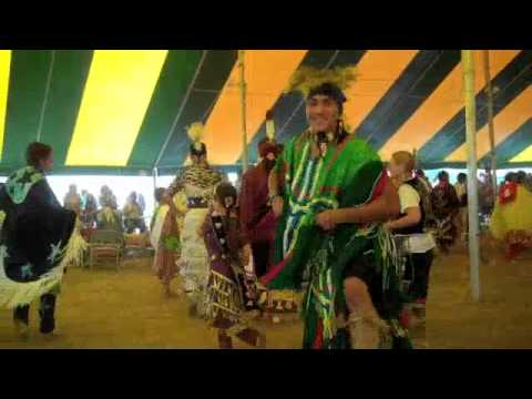 Wild Rice Pow Wow, Saturday, August 25, Danbury, Wisconsin