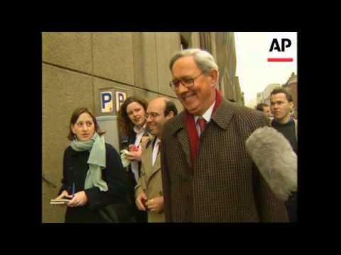BELGIUM: EU MONETARY COMMITTEE HOLD EMERGENCY MEETING