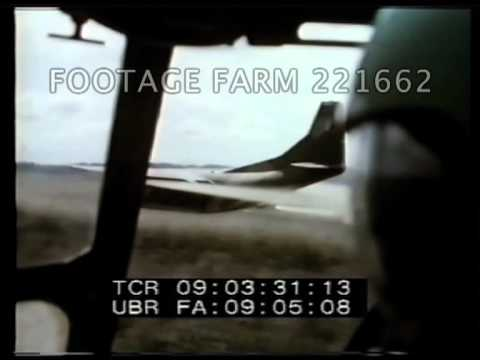 Vietnam War - Defoliation, Bien Hoa 221662-35.mp4 | Footage Farm