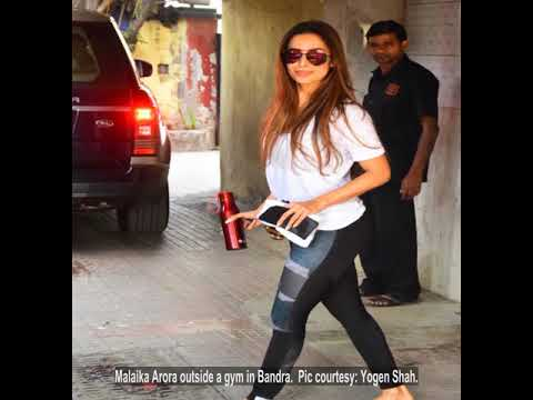 Bollywood celebrities seen at public places in Mumbai