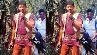 """Don't Share anything with my Family Says Actor Vijay-""""Puli"""" Shooting Updates"""