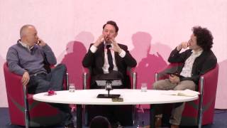 GEITF 2014 - Inside the Dark Minds of Steve Pemberton & Reece Shearsmith