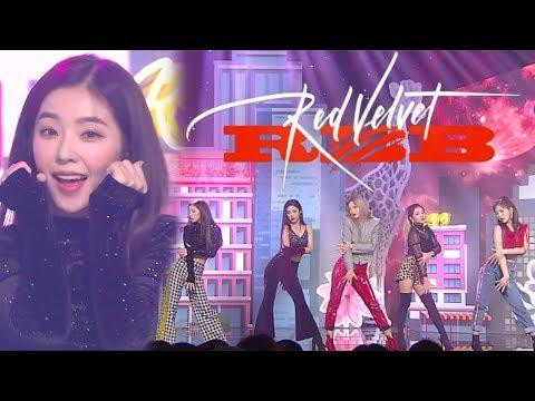 Red Velvet(레드벨벳) - RBB(Really Bad Boy) @인기가요 Inkigayo 20181202