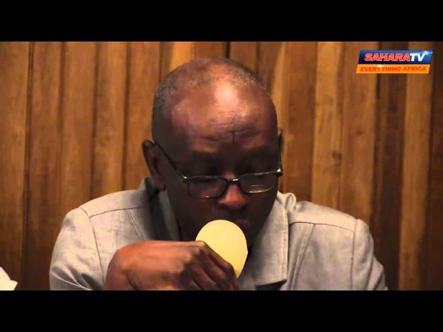Dr. Sule Kano on Patrice Lumumba Ideology