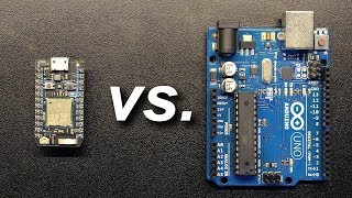 Particle #Photon vs #Arduino - What's the difference?