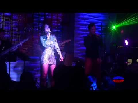Cat Tuyen (live) At Bleu Night Club Sunday Party Dancing video