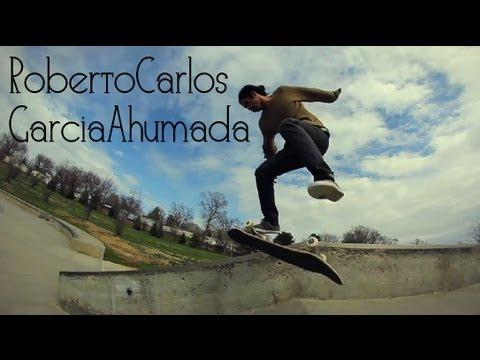 Kickflip Noseslide Hubba - Roberto Carlos Garcia Ahumada