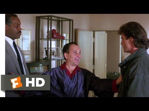 Lethal Weapon 2 (2/10) Movie CLIP - Leo Getz (1989) HD