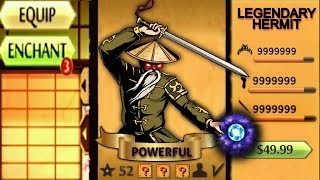 Shadow Fight 2 The Most Powerful Hermit