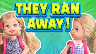 Barbie - The Twins Run Away | Ep.139