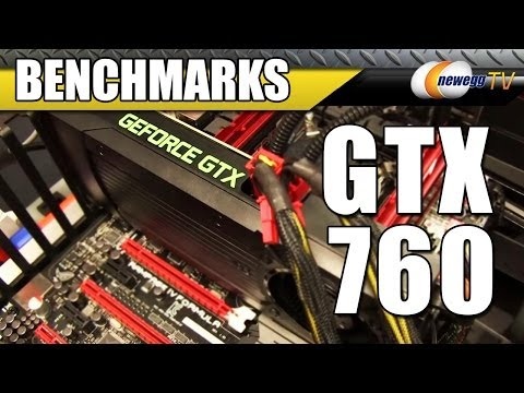 GTX 760 Benchmarks - 1080p and 2560x1600 - Newegg TV