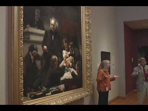 Penn Reading Project 2009: Thomas Eakins