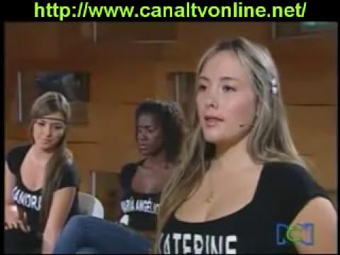 sexto cara a cara protagonistas de nuestra tele 1/2 amenazado 10 noviembre 10